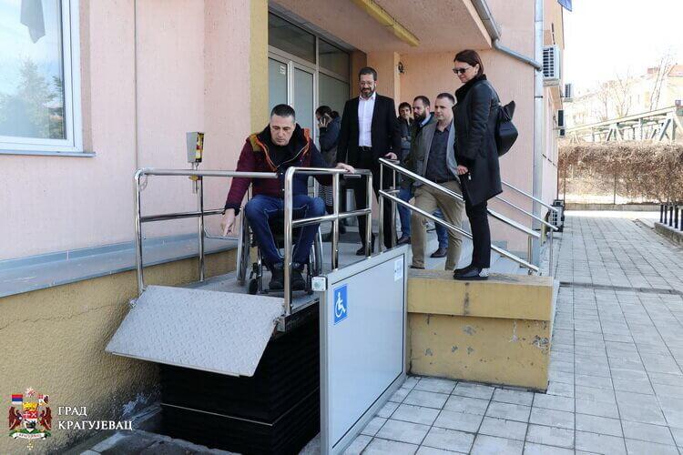Za osobe sa invaliditetom organizovane IT obuke u BIC-u Forum mladih sa invaliditetom Kragujevac