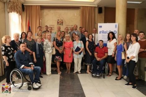 Potpisani sporazumi o finansiranju 22 projekta kroz ReLOaD Forum mladih sa invaliditetom Kragujevac