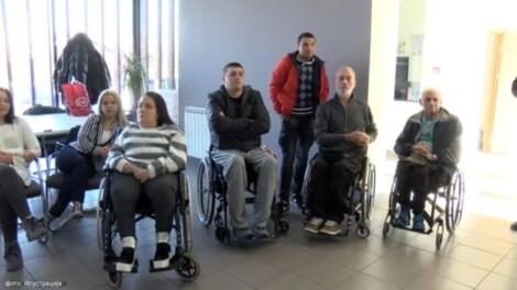 Podrška osobama sa invaliditetom pri zapošljavanju Forum mladih sa invaliditetom Kragujevac
